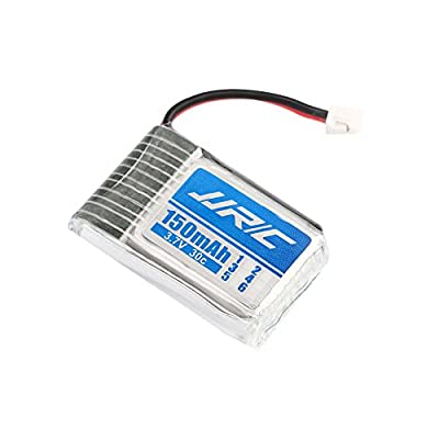 Hanbaili Lipo Battery Charger, 3.7V 150mAh Overcharge Protection and Faster Charging Speed For JJRC H20 Aircraft Helicopter
