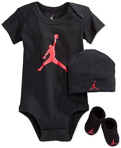Nike Jordan, 3 Stück Baby (0-6 Monate,