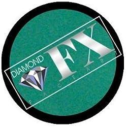 Diamond FX esencial cara de rellenado de pintura - verde mar (10 g)