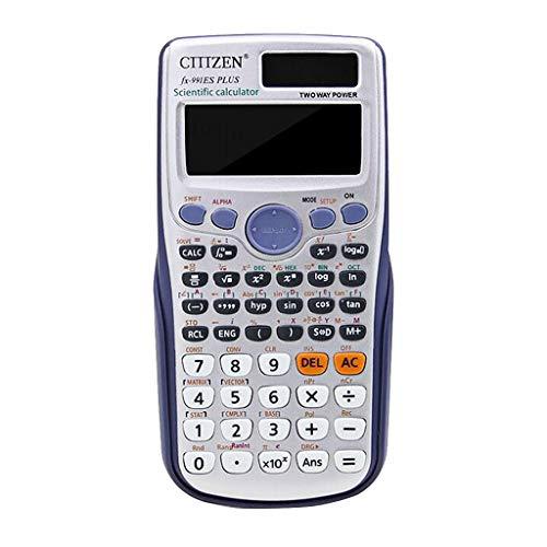 Vxhohdoxs - Calculadora científica multifuncional, herramientas de computación para la escuela, oficina, suministros para estudiantes, artículos de papelería, regalos