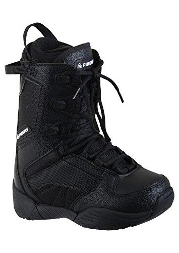 Firefly C20 Junior Snowboard Schuh Kinder schwarz, Größe:34.5 -