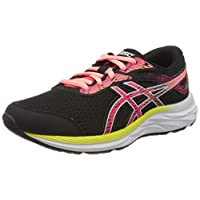 ASICS Unisex Kids Gel-Excite 6 Gs 1014a079-002 Running Shoes