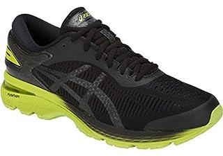 Asics Men's Gel Kayano 25 Running Shoes, Blue Lemon Spark, 42 EU/7.5 UK Size: 7.5 UK (B077MMSY76) | Amazon price tracker / tracking, Amazon price history charts, Amazon price watches, Amazon price drop alerts