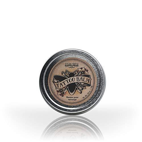 oo Healing Balm - All Natural Tattoo Nachsorge Produkt | Spendet Feuchtigkeit und schützt die Haut und Tattoo | Hypoallergenen Duftstofffrei Unscented Tattoo Heilsalbe | ()