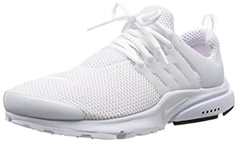 Nike 848132-100 Chaussures de trail running, Homme, Blanc (White / White / Black), 40