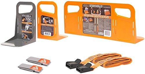 Stayhold-Super Pack, 1x Classic/2x MINI/4x cinghie