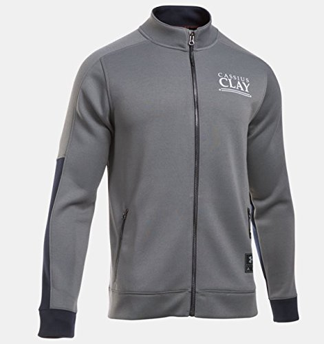 Under Armour ColdGear Cassius Clay Apollo Trainingsjacke Herren LG (Large) (Herren Cold Gear)