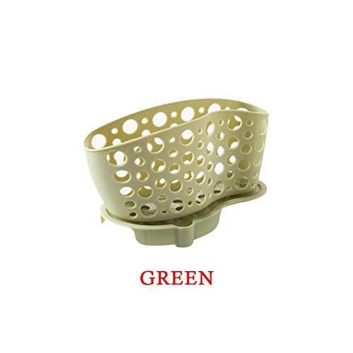 Küchenbedarf Ablaufgitter Waschbecken Abflussregal Arbeitsplatte Reinigung Lappen Rack Home Living Bad Aufbewahrungswerkzeug