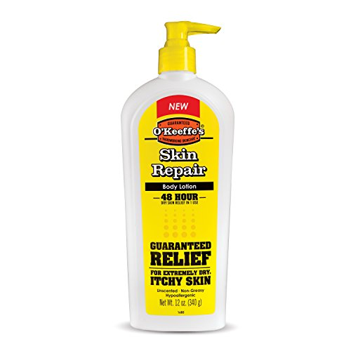 Gorilla Glue O'Keeffe's Skin Repair Body Lotion W/Pump-12oz