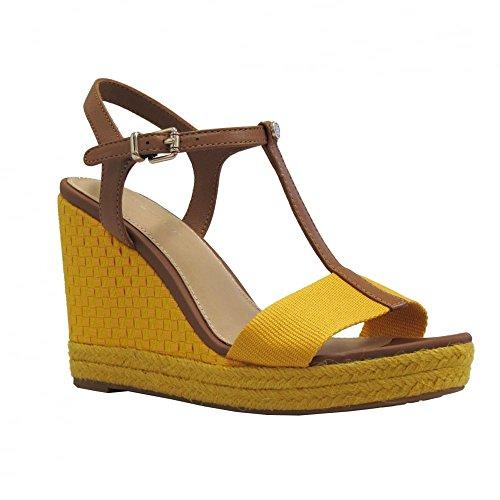 71e667c3e8739 Tommy Hilfiger FW0FW02249 Wedge Women Yellow 37 - Buy Online in Oman ...