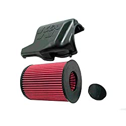 K&N 57S-490 Waschbarer und wiederverwendbarer KFZ Hochleistungsluftfiltersystem