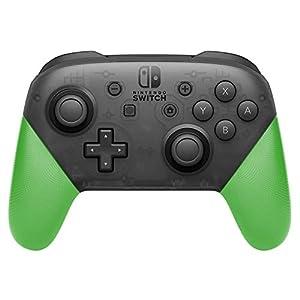 Rutschfeste Griffschale für Switch Pro Controller, DIY zarte und strukturierte Ersatz-Griffe, Abdeckung für Nintendo…