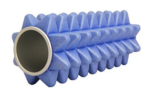 Fitness Mad Mini Massage Roller - Blue