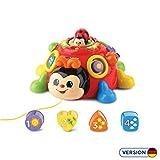 Vtech 80-522304 Fröhlicher Lernkäfer, Babyspielzeug, Mehrfarbig