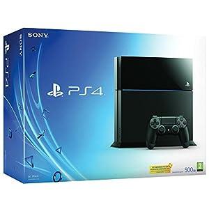 PlayStation 4 – Konsole (500GB)