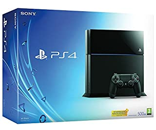 PlayStation 4 - Konsole (500GB) (B00BIYAO3K) | Amazon price tracker / tracking, Amazon price history charts, Amazon price watches, Amazon price drop alerts