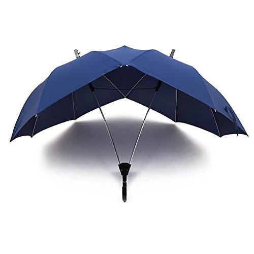 JAYLONG Travel Umbrella 8 Ribs Double Person Use Robusta