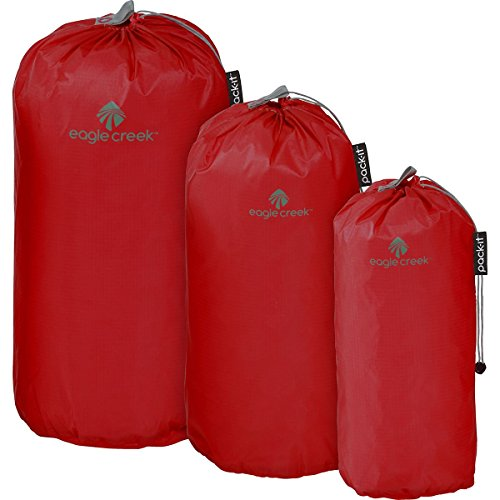 Eagle Creek Pack-it Specter Stuffer Set S/m/l Organizador para Maletas, 39 cm, 16.5 Litros, Volcano Red Eagle Creek