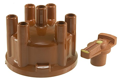WELLS VEHICLE ELECTRONICS Wells 15627 Distributor Cap and Rotor Kit
