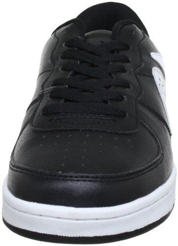 Kappa SUPER TROOPER 241685, Sneaker uomo Multicolore (Mehrfarbig (1110 BLACK/WHITE 1110 BLACK/WHITE))