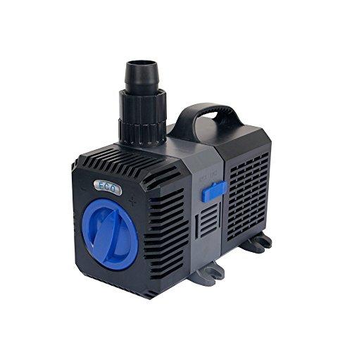CTP-4800Super Eco Pompe de bassin 4500l/h 30W avec axe en céramique