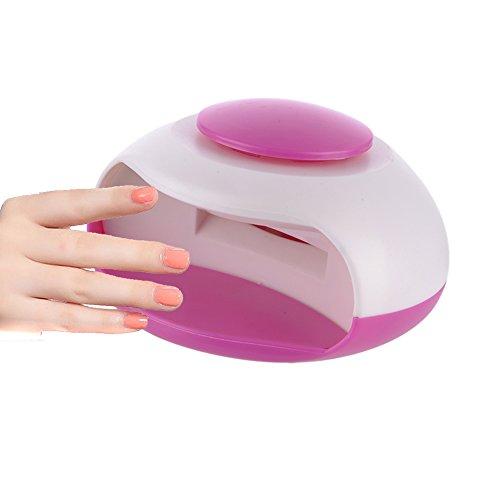 HimanJie Aucun adaptateur ne nécessaire Mini vernis à ongles Air Dryer