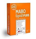 MABO Lipid Plus Complemento Alimenticio para Control de Colesterol y Triglicéridos con  Berberis...