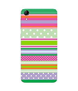 Polka Play HTC Desire 728 Case