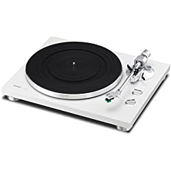 TEAC TN 300-W - Tocadiscos, color blanco