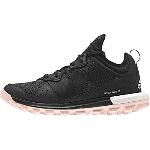 Adidas Performance Response Tr Boost W Chaussures de course, collégial marine / noir / soleil Glow Noir, rayon rose