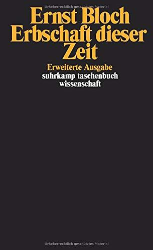 Gesamtausgabe in 16 Bänden. stw-Werkausgabe. Mit einem Ergänzungsband: Band 4: Erbschaft dieser Zeit (suhrkamp taschenbuch wissenschaft)