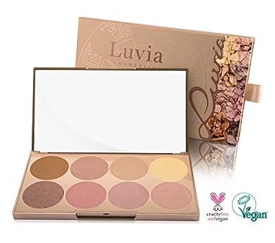 Luvia Highlighter Palette Prime