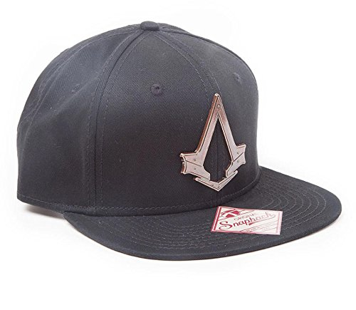 Assassin's Creed Syndicate Snapback Cap Bronze Log