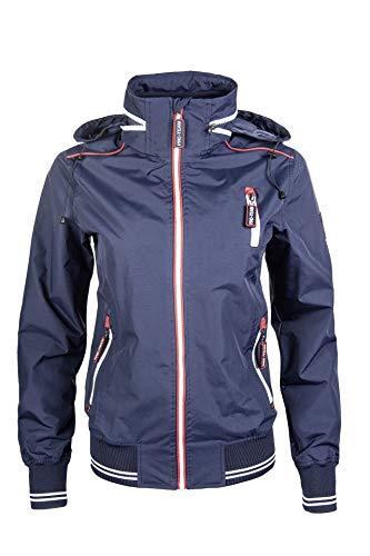 HKM PRO Team Reitjacke -International-, dunkelblau, XL