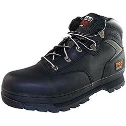 Timberland Euro Hiker Mens Hiker Boots Black - 8