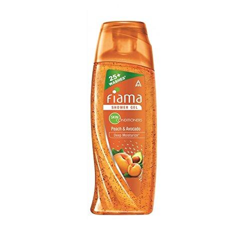 Fiama Di Wills Shower Gel, Peach and Avocado Deep Moisturize Shower Gel, - 100 ML