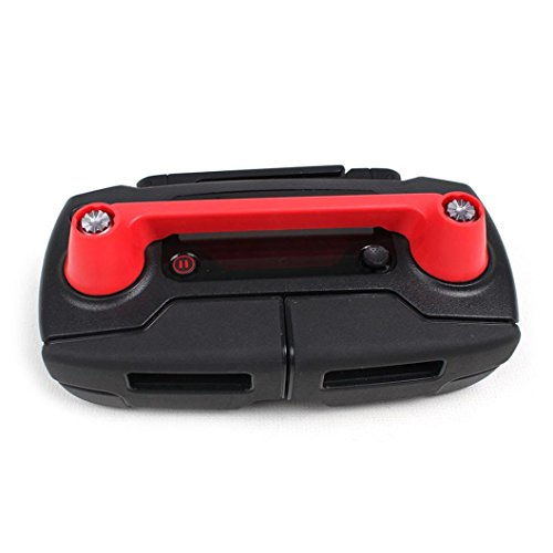 Hunpta Transport Clip-Controller-Stick Daumen für DJI Mavic Pro (Rot)