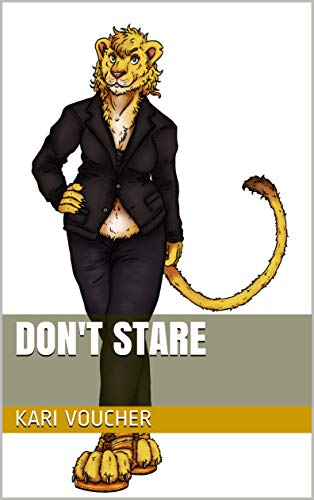 Don't Stare (English Edition)