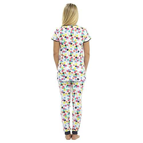 Foxbury - Ensemble de pyjama - Femme pois
