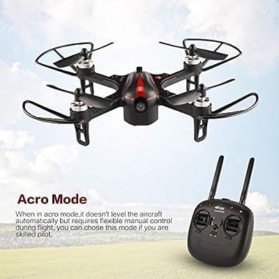 MJX B3 Mini 2.4GH Brushless Motor Drone 3D Flips RC Quadcopter with LED Light