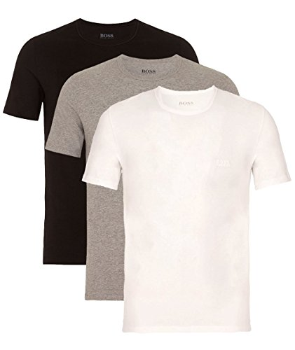 Hugo Boss Crew Neck T-shirt (3 Pack)