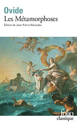 Les Métamorphoses (Folio Classique) por Ovide