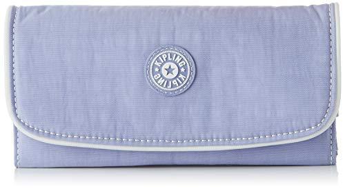 Kipling Zubehör (Kipling Damen SUPERMONEY Geldbörse, Violett (Active Lilac Bl), 20x10x3 cm)