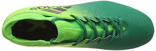 ADIDAS Scarpe da calcio X 16.3 FG Verde (Versol/Negbas/Verbas)