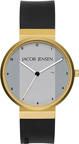 Jacob Jensen Bracelet Homme Montres à quartz analogique New Series 736