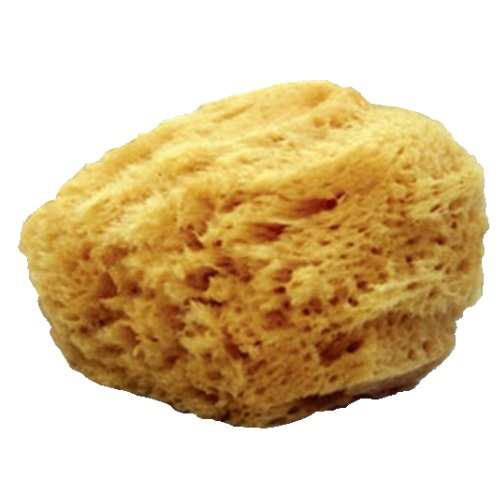 mehron Natural Sea Sponge Applicator - Yellow