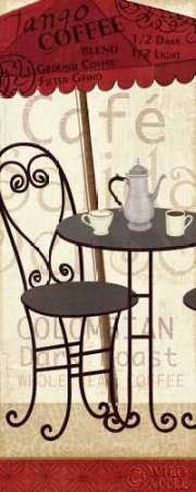 Leinwandbild Kunstdruck Kaffee