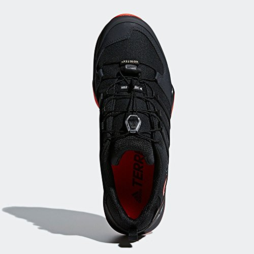 Adidas Terrex Swift R2 Gtx, Scape Per Sport Al Aire Libre Uomo Nero (core Black / Core Black / Hi-res Red)