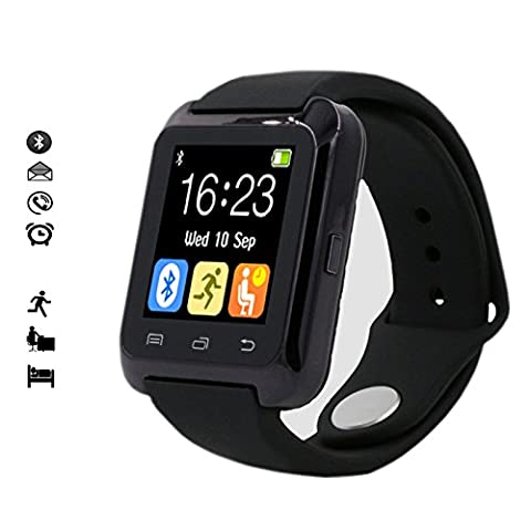 [Version Améliorée Montre Connectée] MallTEK Smartwatch Android Bluetooth 3.0 Smart