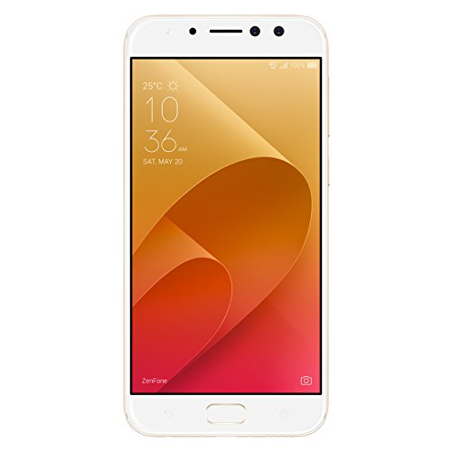 ASUS ZenFone 4 Selfie Pro 4G/64G Gold Dual SIM 4G 64GB Gold - Smartphones (14 cm (5.5'), 4 GB, 64 GB, 16 MP, Android, Gold)